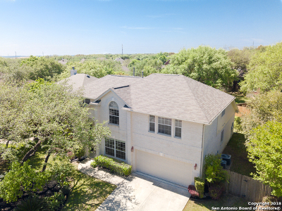 Helotes Single Family Home For Sale: 13063 Wild Heart