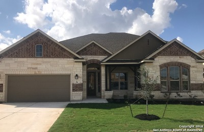 Cibolo Single Family Home For Sale: 316 Asiago