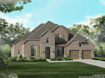 Boerne Single Family Home New: 28834 Porch Swing