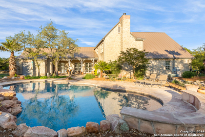 Boerne Single Family Home For Sale: 1706 Waterstone Pkwy