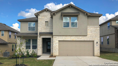 Cibolo Single Family Home For Sale: 528 Round Reins