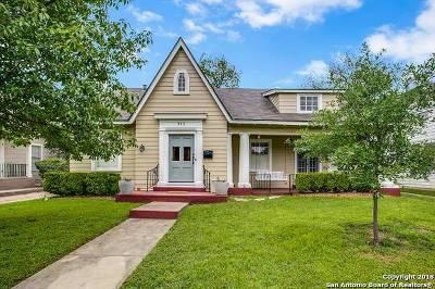 Monte Vista Single Family Home For Sale: 315 W Elsmere