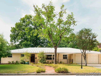 Single Family Home For Sale: 614 Rockhill Dr