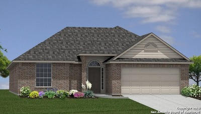 Boerne Single Family Home New: 27314 Camellia Trace