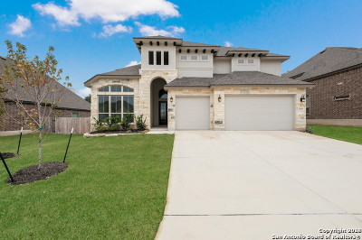 Boerne Single Family Home For Sale: 26919 Lavender Arbor