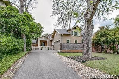 San Antonio Single Family Home Back on Market: 216 Alta Ave