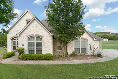 Fair Oaks Ranch Single Family Home Active Option: 8315 Monument Oak