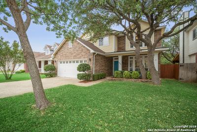 Bexar County Single Family Home Back on Market: 20006 Horizon Bluff