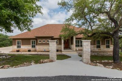 New Braunfels Single Family Home Back on Market: 842 Shady Hollow