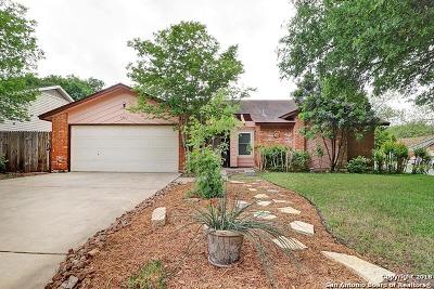 San Antonio Single Family Home Back on Market: 2802 Burning Hill St