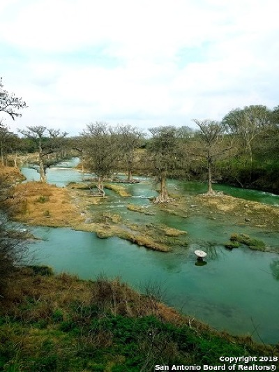 Comal County Farm & Ranch For Sale: 2620 Rust