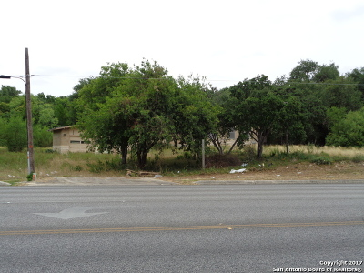 San Antonio Single Family Home For Sale: 205 W Bitters Rd