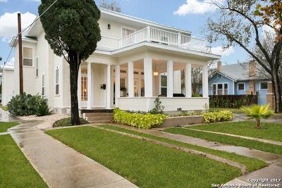 San Antonio Single Family Home Back on Market: 1045 W Craig Pl