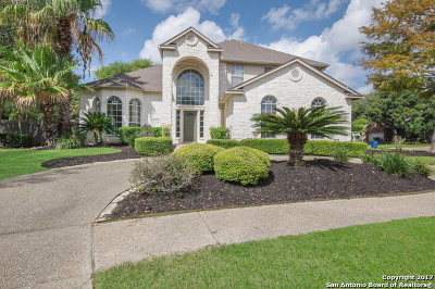 San Antonio Single Family Home Back on Market: 13306 Voelcker Ranch Dr