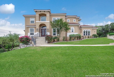 Helotes Single Family Home For Sale: 706 Vegas Rio
