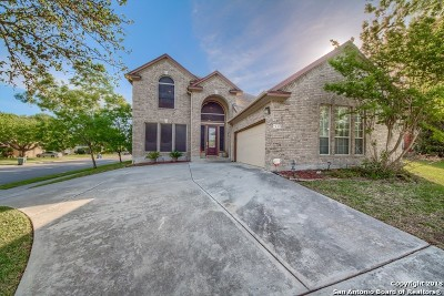 Cibolo TX Single Family Home Sold: $268,500