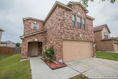 Converse Single Family Home New: 6527 San Miguel Way