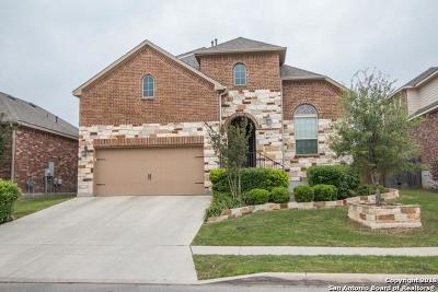 San Antonio Single Family Home New: 18339 Valencia Vis