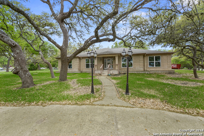 Boerne Single Family Home New: 9602 Boerne Spring