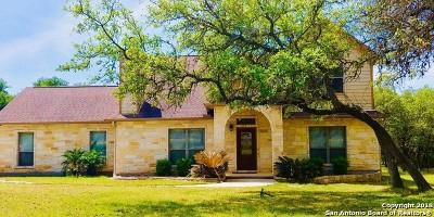 Spring Branch Single Family Home Price Change: 5017 Livingston Rd
