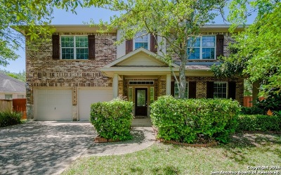 Heights At Stone Oak Single Family Home For Sale: 23535 Enchanted View