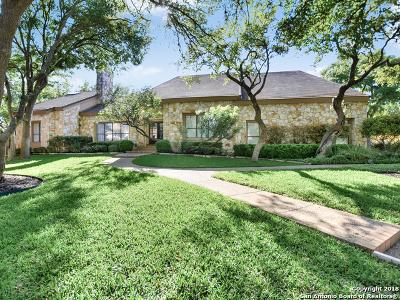Boerne, Cibolo, Converse, Fair Oaks Ranch, Helotes, Leon Valley, New Braunfels, San Antonio, Schertz, Windcrest Single Family Home New: 3104 Old Elm Way