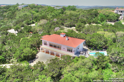 Helotes Single Family Home Active RFR: 15668 Vista Grande