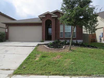 Cibolo Single Family Home New: 201 Arcadia Pl