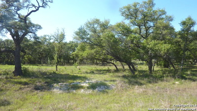 La Vernia Residential Lots & Land For Sale: Lot 7, 125 Hidden Forest Dr
