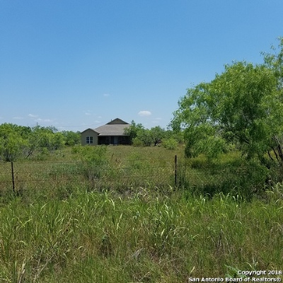 Atascosa County Single Family Home Price Change: 68 Jean