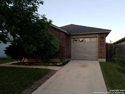 Converse Single Family Home New: 9019 Twincreek Farm