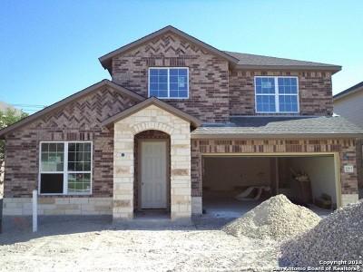 Bexar County Single Family Home New: 3063 Colorado Cove