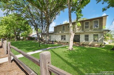 San Antonio Single Family Home Back on Market: 1510 Deer Run St