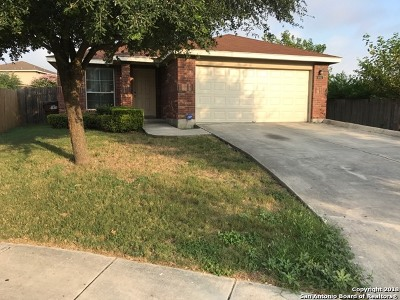 San Antonio Single Family Home Back on Market: 6951 Shelbyville Ct