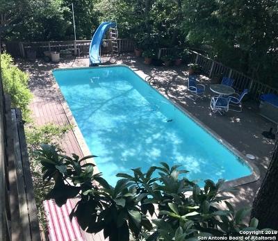 Single Family Home For Sale: 13715 Bluff Villas Ct