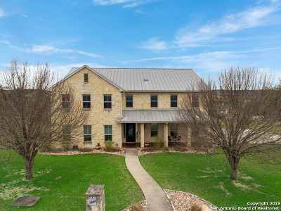 Kerrville Single Family Home For Sale: 3604 Ranch View Ct.