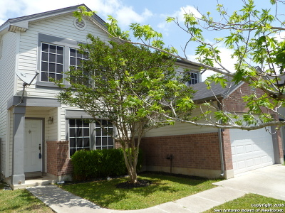 Converse Single Family Home New: 6867 Cape Meadow Dr