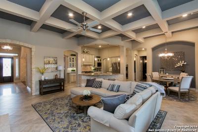 San Antonio Single Family Home For Sale: 18103 Abingdon Pl