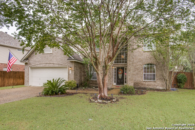 Bexar County Single Family Home For Sale: 6 Woltwood