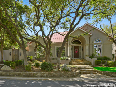 San Antonio Single Family Home For Sale: 12 Waterford Gln