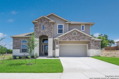 Schertz Single Family Home New: 12526 Barr Way