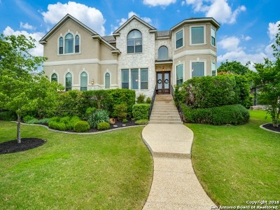 San Antonio Single Family Home New: 22430 Roan Forest