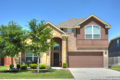 Schertz Single Family Home New: 2945 Mistywood Ln