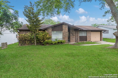 Live Oak Single Family Home New: 7918 Old Spanish Trail
