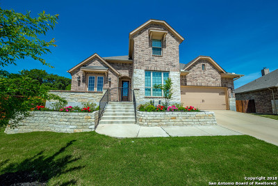 Bulverde Single Family Home For Sale: 3831 Coastal Dr