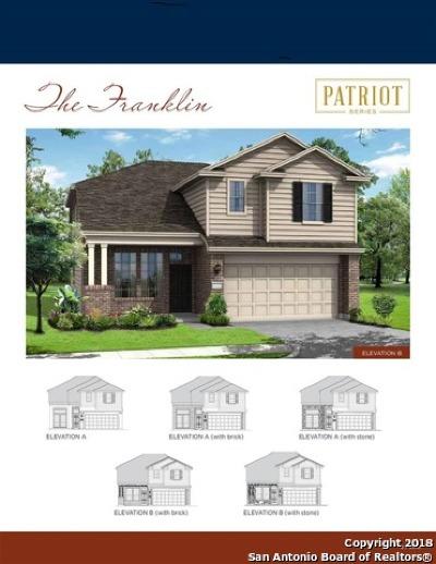 Schertz Single Family Home For Sale: 12430 Belfort Point