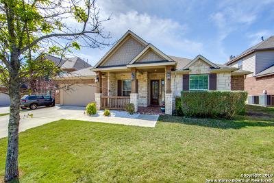 Bexar County Single Family Home New: 12622 Lisianthus