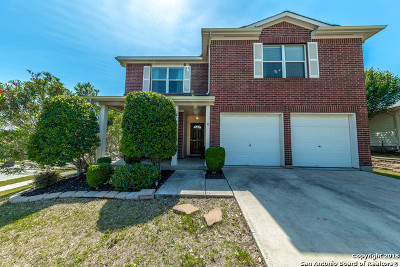 Schertz Single Family Home New: 6108 Portchester
