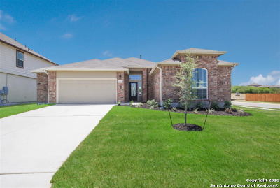 Schertz Single Family Home For Sale: 9885 Mulhouse Drive