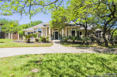 San Antonio Single Family Home New: 1307 Slumber Pass